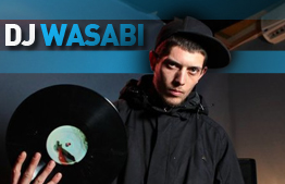 Meet me, Wassabi, at .