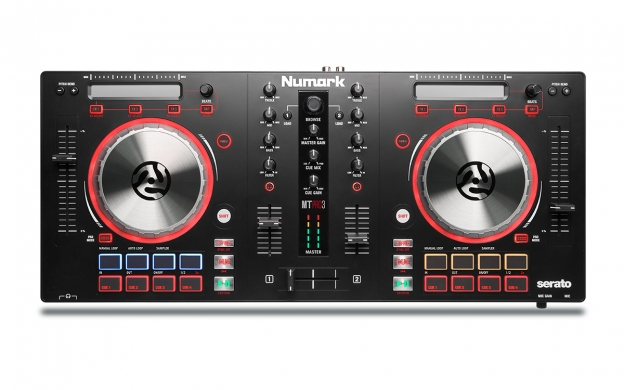 mixtrack pro 3 all in one controller solution for serato dj numark. Black Bedroom Furniture Sets. Home Design Ideas