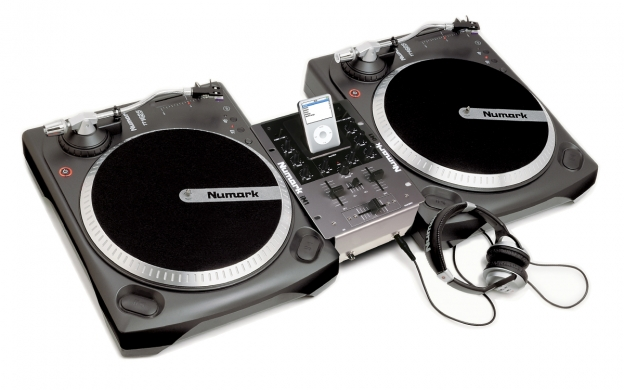 Three New Dj Kits Available Now Numark