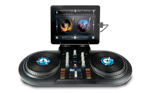 choi DJ với Numark iDJ Live DJ software controller for iPad, iPhone or iPod mua