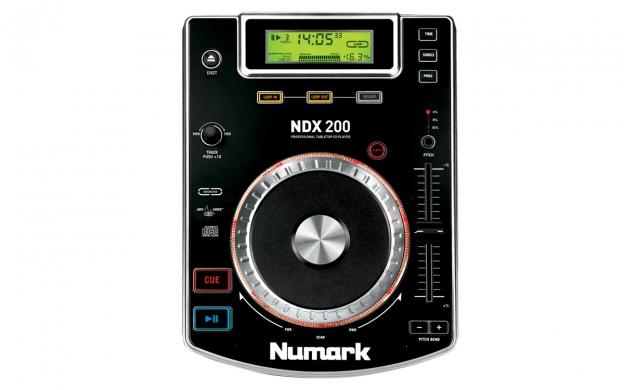 Numark NDX200 Tabletop CD Player & Marathon DJm-200. Mua hàng Mỹ tại e24h. vn