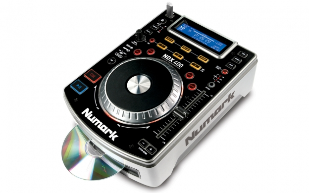 Numark NDX400 Touch Sensitive CD player