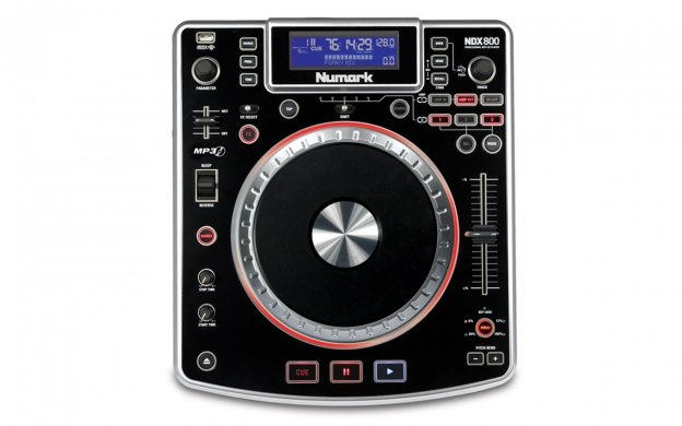 Numark NDX800 Professional MP3/ CD/ USB Player And Controller. Mua hàng Mỹ tại e24