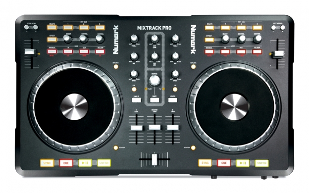 Máy DJ Numark Mixtrack Pro 2-Channel DJ Controller With Audio I/ O