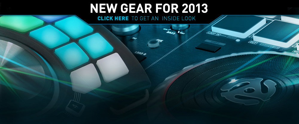 Numark New Gear For 2013