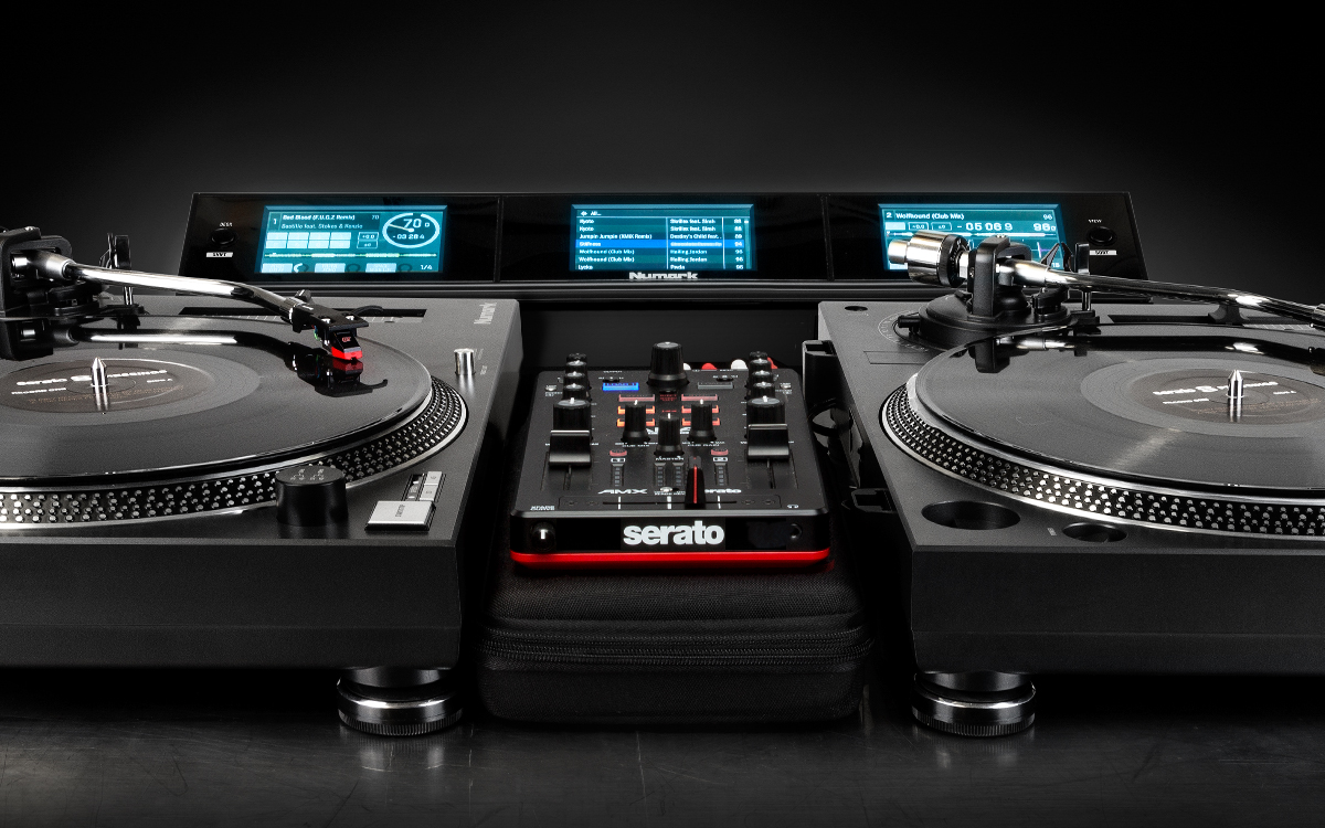 Dashboard Official Serato DJ Accessory | Numark