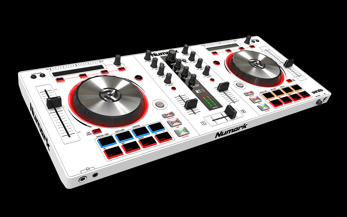 Mixtrack Pro 3 (Special Edition) All-in-one Controller Solution for