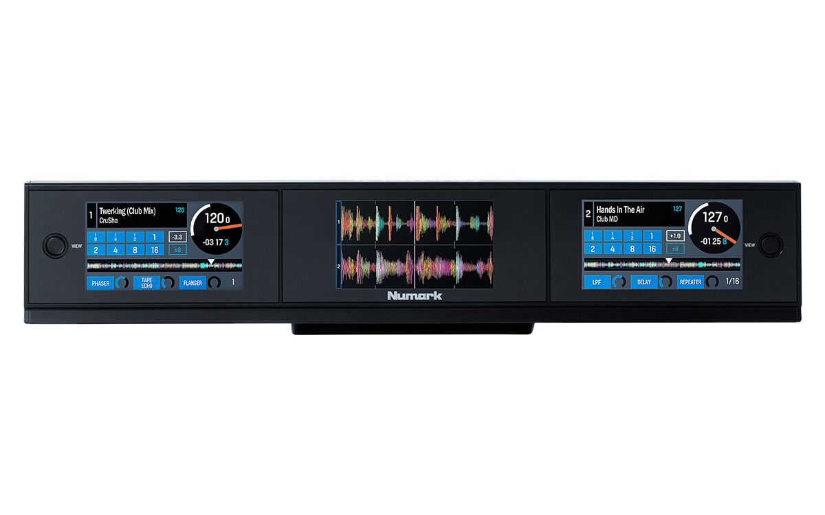 Download Driver: Numark NS7 III DJ Controller Display