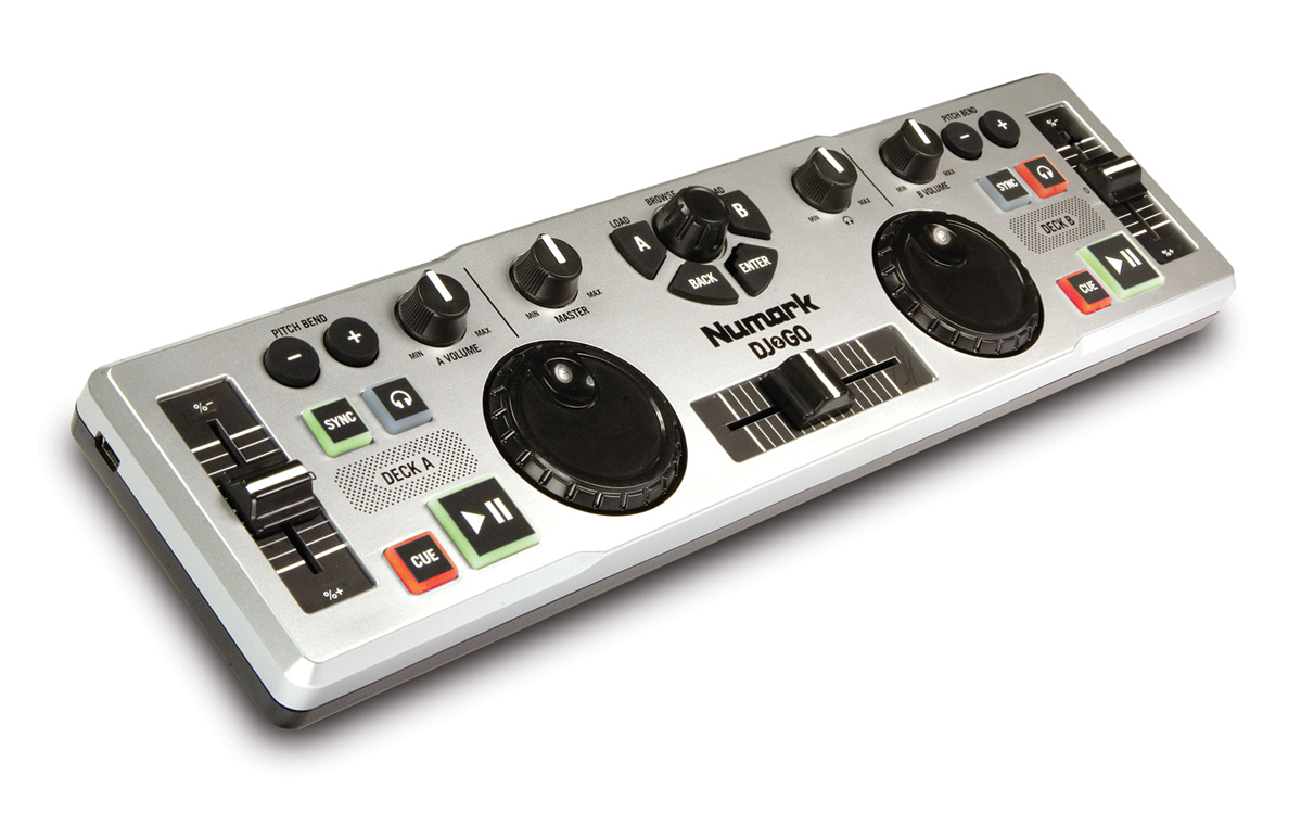 DJ 2 Go The most portable DJ controller in the world | Numark