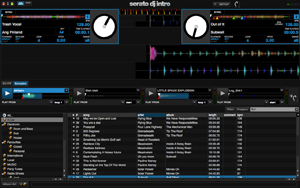 mixtrack pro 3 all in one controller solution for serato dj numark total serato control mixtrack pro