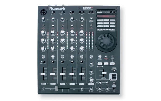 Numark 5000fx review djbooth.