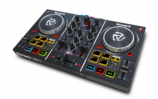 Party Mix DJ Controlle...