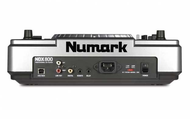 NDX800 Professional Software Controller with MP3/CD/USB   Numark