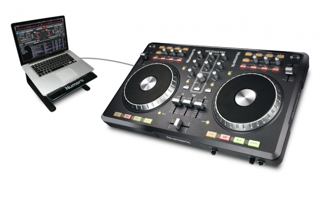 mixtrack pro 2 channel dj controller audio i o numark you need flash player 8 or above