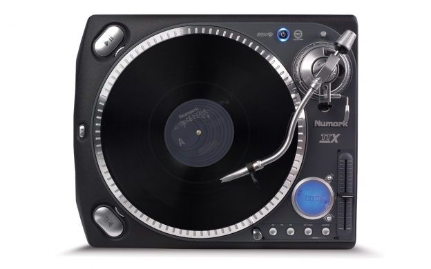 Ttxusb Professional Direct Drive Turntable With Usb Numark